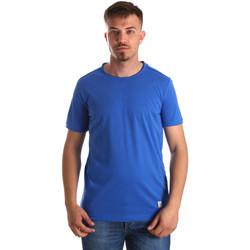 Odjeća Muškarci  Majice kratkih rukava Gaudi 911BU64023 Plava