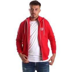 Odjeća Muškarci  Sportske majice Gaudi 911BU64043 Crvena