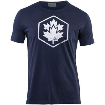 Odjeća Muškarci  Majice kratkih rukava Lumberjack CM60343 002 509 Plava