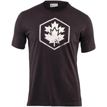 Odjeća Muškarci  Majice kratkih rukava Lumberjack CM60343 001 509 Crno