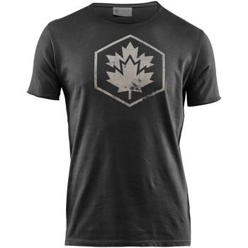 Odjeća Muškarci  Majice kratkih rukava Lumberjack CM60343 002 509 Crno