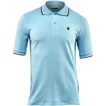 Odjeća Muškarci  Polo majice kratkih rukava Lumberjack CM45940 004 506 Plava