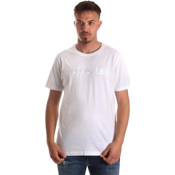Odjeća Muškarci  Majice kratkih rukava Navigare NV31070 Bijela