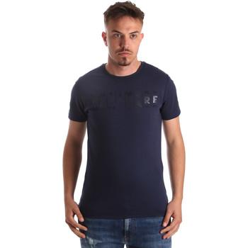Odjeća Muškarci  Majice kratkih rukava Navigare NV31081 Plava