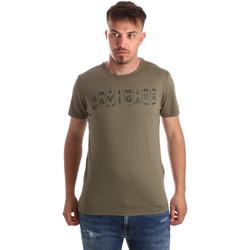Odjeća Muškarci  Majice kratkih rukava Navigare NV31081 Zelena