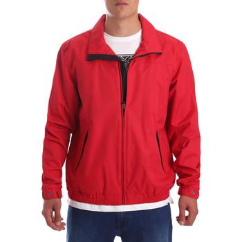 Odjeća Muškarci  Gornji dijelovi trenirke Navigare NV67046 Crvena