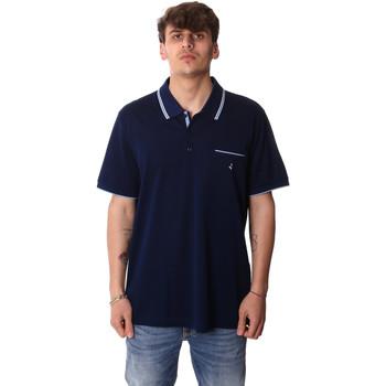 Odjeća Muškarci  Polo majice kratkih rukava Navigare NV72045AD Plava