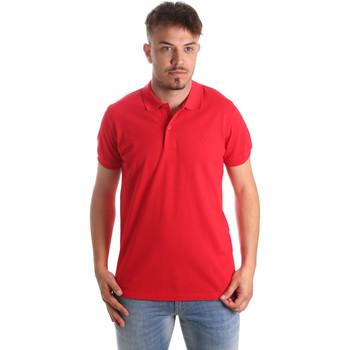 Odjeća Muškarci  Polo majice kratkih rukava Navigare NV82001 Crvena
