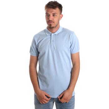 Odjeća Muškarci  Polo majice kratkih rukava Navigare NV82001AD Plava