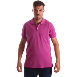 Odjeća Muškarci  Polo majice kratkih rukava Navigare NV82086 Ružičasta