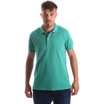 Odjeća Muškarci  Polo majice kratkih rukava Navigare NV82086 Zelena