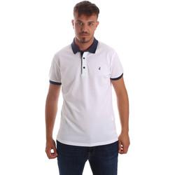 Odjeća Muškarci  Polo majice kratkih rukava Navigare NV82097 Bijela
