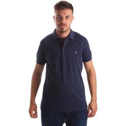 Odjeća Muškarci  Polo majice kratkih rukava Navigare NV82097AD Plava