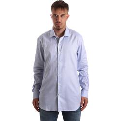 Odjeća Muškarci  Košulje dugih rukava Navigare NV90005 FR Plava