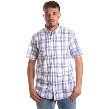 Odjeća Muškarci  Košulje kratkih rukava Navigare NV91057 BD Plava