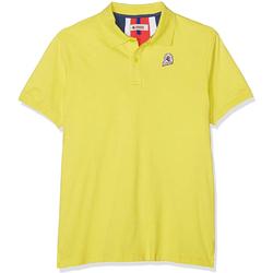 Odjeća Muškarci  Polo majice kratkih rukava Invicta 4452208/U Žuta boja