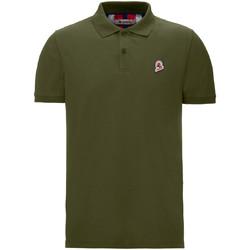 Odjeća Muškarci  Polo majice kratkih rukava Invicta 4452208/U Zelena