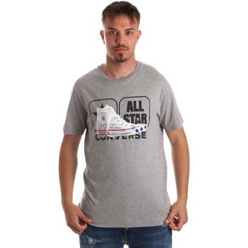 Odjeća Muškarci  Majice kratkih rukava Converse 10017575-A01 Siva