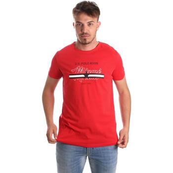 Odjeća Muškarci  Majice kratkih rukava U.S Polo Assn. 51520 51655 Crvena