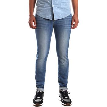 Odjeća Muškarci  Slim traperice U.S Polo Assn. 51321 51780 Plava