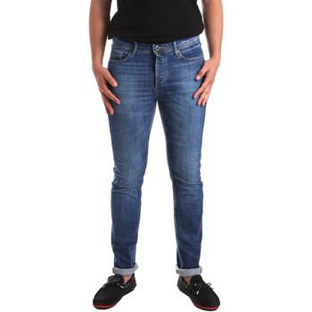 Odjeća Muškarci  Slim traperice U.S Polo Assn. 51321 51779 Plava
