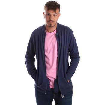 Odjeća Muškarci  Veste i kardigani U.S Polo Assn. 51727 51433 Plava