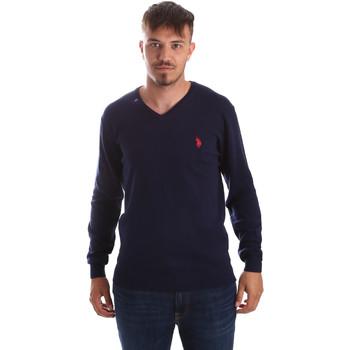 Odjeća Muškarci  Puloveri U.S Polo Assn. 51727 51432 Plava
