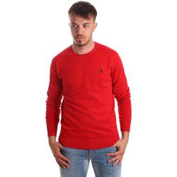 Odjeća Muškarci  Puloveri U.S Polo Assn. 51727 51431 Crvena
