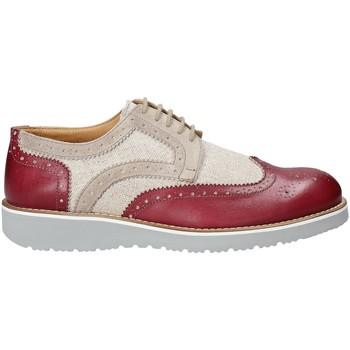 Obuća Muškarci  Derby cipele Exton 5105 Crvena