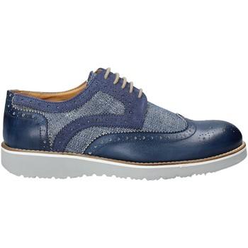 Obuća Muškarci  Derby cipele Exton 5105 Plava