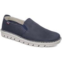 Obuća Muškarci  Slip-on cipele CallagHan 14503 Plava
