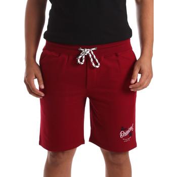 Odjeća Muškarci  Bermude i kratke hlače Key Up 2F26I 0001 Crvena