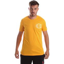 Odjeća Muškarci  Majice kratkih rukava Champion 213251 Žuta boja