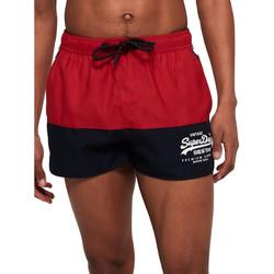Odjeća Muškarci  Kupaći kostimi / Kupaće gaće Superdry M30013AT Crvena