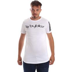 Odjeća Muškarci  Majice kratkih rukava Byblos Blu 2MT0016 TE0046 Bijela