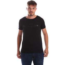 Odjeća Muškarci  Majice kratkih rukava Byblos Blu 2MT0023 TE0048 Crno