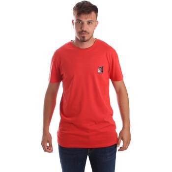 Odjeća Muškarci  Majice kratkih rukava Byblos Blu 2MT0010 TE0045 Crvena