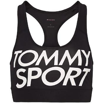 Odjeća Žene  Sportski grudnjaci Tommy Hilfiger S10S100070 Crno