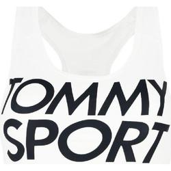 Odjeća Žene  Sportski grudnjaci Tommy Hilfiger S10S100070 Bijela