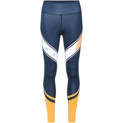 Odjeća Žene  Tajice Tommy Hilfiger S10S100116 Plava
