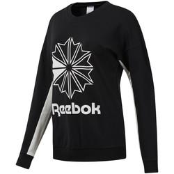 Odjeća Žene  Sportske majice Reebok Sport DT7241 Crno