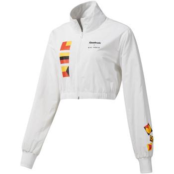 Odjeća Žene  Kratke jakne Reebok Sport DY9376 Bijela