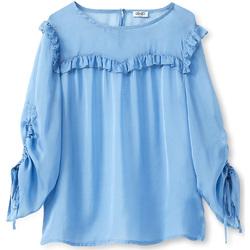 Odjeća Žene  Topovi i bluze Liu Jo W19292T5339 Plava
