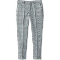 Odjeća Žene  Chino hlačei hlače mrkva kroja Liu Jo W19349T0177 Siva