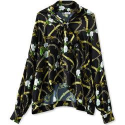 Odjeća Žene  Košulje i bluze Liu Jo W19499T5335 Crno