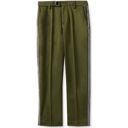 Odjeća Žene  Chino hlačei hlače mrkva kroja Liu Jo F19299T2267 Zelena