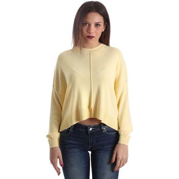 Odjeća Žene  Puloveri Liu Jo M19137MA610 Žuta boja