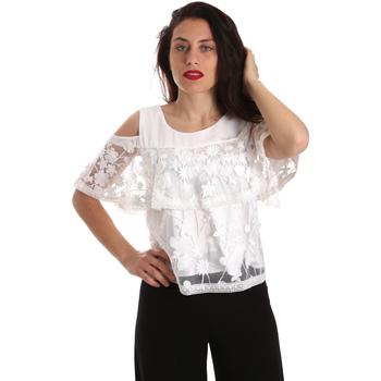 Odjeća Žene  Topovi i bluze Fracomina FR19SP605 Bijela