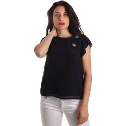 Odjeća Žene  Topovi i bluze Fracomina FR19SP567 Plava