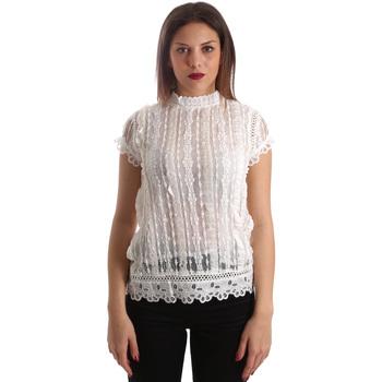 Odjeća Žene  Topovi i bluze Fracomina FR19SP521 Bijela